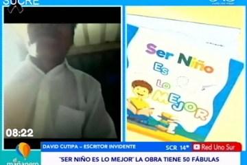 """POSINOTICIA: """"SER NIÑO ES LO MEJOR"""" OBRA DE 50 FÁBULAS DE UN ESCRITOR BOLIVIANO"""