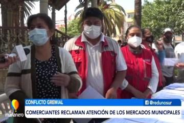 COMERCIANES RECLAMAN ATENCIÓN DE LOS MERCADOS MUNICIPALES