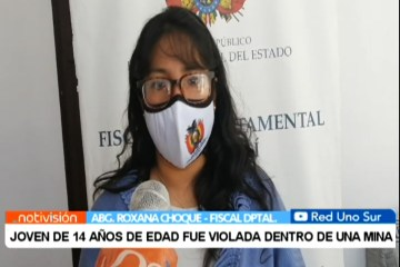 JOVEN DE 14 AÑOS DE EDAD FUE VIOLADA DENTRO DE UNA MINA