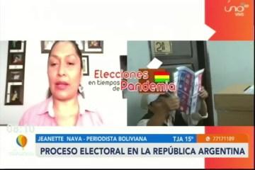 ELECCIONES EN TIEMPO DE PANDEMIA