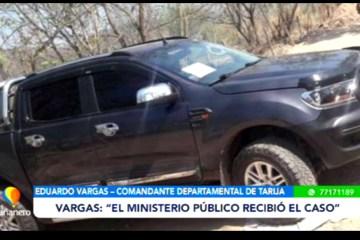 PERSONAL POLICIAL Y DE MIGRACIÓN DIO LA ALERTA