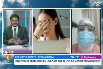 SALUD: PERJUICIO DE LOS CELULARES Y DISPOSITIVOS ELECTRÓNICOS A LOS OJOS