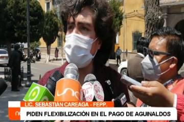 PIDEN FLEXIBILIZACIÓN EN EL PAGO DE AGUINALDOS
