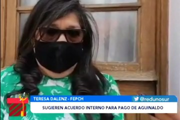 SUGIEREN ACUERDO INTERNO PARA PAGO DE AGUINALDO