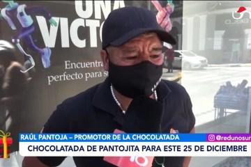 """POSINOTICIA: CHOCOLATADA DE """"PANTOJITA"""" PARA ESTE 25 DE DICIEMBRE"""