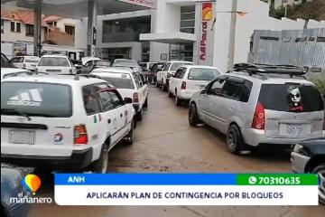 ANH APLICARÁ UN PLAN DE CONTINGENCIA POR BLOQUEOS