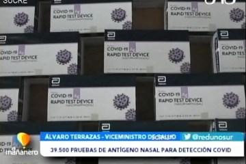 POSINOTICIA: 39.500 PRUEBA DE ANTÍGENO NASAL PARA DETECCIÓN DE COVID