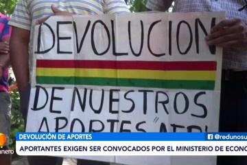 APORTANTES EXIGEN SER CONVOCADOS POR EL MINISTERIO DE ECONOMÍA
