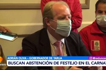 PIDEN ABSTENCIÓN DE FESTEJOS EN EL CARNAVAL