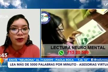 SINAPSIS, LEA MÁS DE 5000 PALABRAS POR MINUTO MEDIANTE ASESORÍAS VIRTUALES