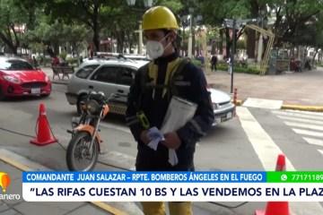 """POSINOTICIA: RIFA PARA LA COMPRA DE AMBULANCIA DE LOS """"ÁNGELES EN EL FUEGO"""""""