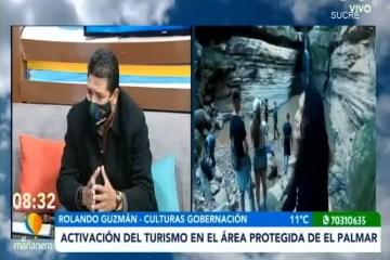 POSINOTICIA: ACTIVACIÓN DEL TURISMO EN EL ÁREA PROTEGIDA DE EL PALMAR