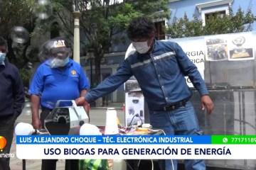 POSINOTICIA: BIOGÁS PARA LA GENERACIÓN DE ENERGÍA