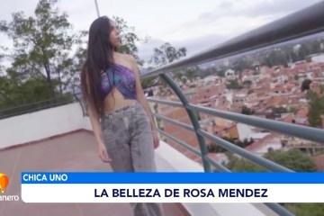 CHICA UNO TARIJA: ROSA MÉNDEZ