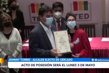 AUTORIDADES MUNICIPALES ELECTAS RECIBIERON CREDENCIALES
