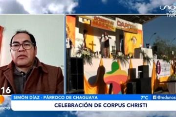 LA CELEBRACIÓN DE CORPUS CHRISTI