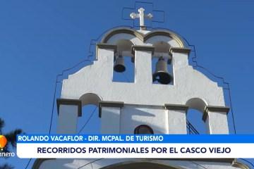 RECORRIDOS PATRIMONIALES POR EL CASCO VIEJO