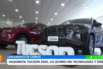 VAGONETA TUCSON 2022, LO ÚLTIMO EN TECNOLOGÍA Y DISEÑO