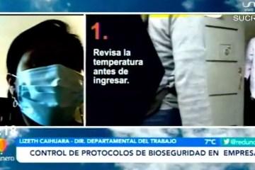 CONTROL DE PROTOCOLOS DE BIOSEGURIDAD DE EMPRESAS