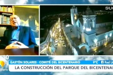 LA CONSTRUCCIÓN DEL PARQUE DEL BICENTENARIO