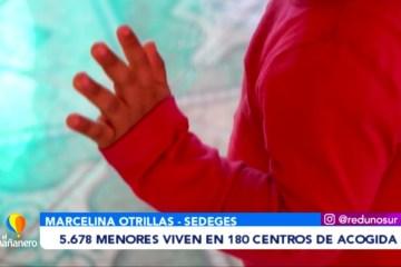 5.678 MENORES VIVEN EN 180 CENTROS DE ACOGIDA