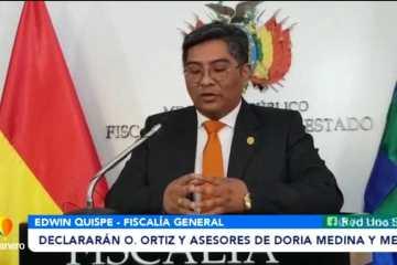DECLARARAN ORTIZ Y ASESORES DE DORIA MEDINA Y CARLOS MESA