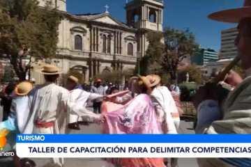 TALLER DE CAPACITACIÓN PARA DELIMITAR COMPETENCIAS