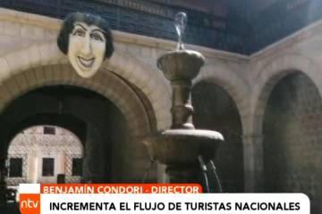INCREMENTA EL FLUJO DE TURISTAS NACIONALES