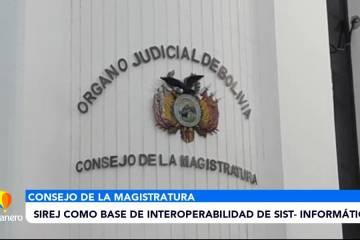 SIREJ COMO BASE DE INTEROPERABILIDAD DE SISTEMA INFORMÁTICO