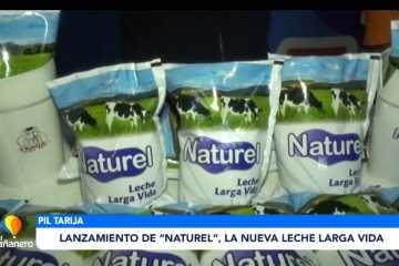 """LANZAMIENTO DE """"NATUREL"""", LA NUEVA LECHE LARGA VIDA"""