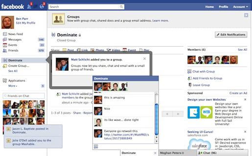 Cambios en Facebook dan más control a usuarios ~ LeuGom ...