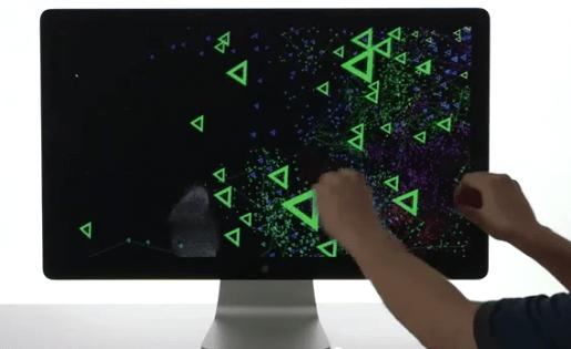 Leap, el desarrollo que promete revolucionar la tecnología de control por gestos.
