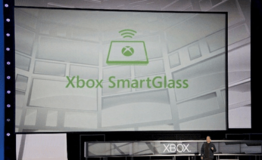 SmartGlass, el primer anuncio de Microsoft en la E3 (Foto: TheVerge.com)