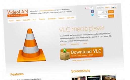 VLC es una herramienta para reproducir vídeo y archivos de audio de forma sencilla