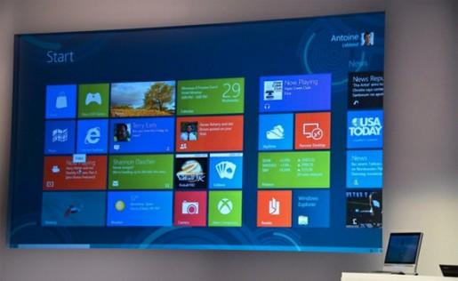 """La interfaz Metro es la gran novedad de Windows 8, que ya se puede ir """"saboreando"""" en su versión Release Preview."""