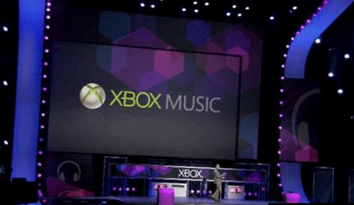 Xbox Music, el sucesor de Zune, contará con más de 30 millones de canciones.