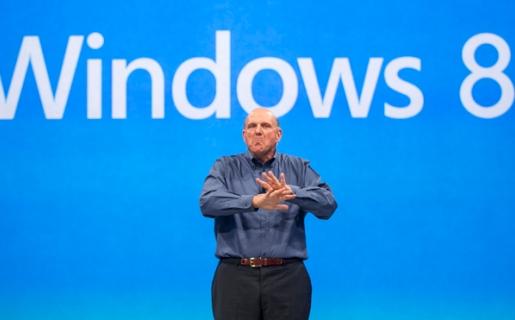 Steve Ballmer, CEO de Microsoft, uno de los oradores más esperados.