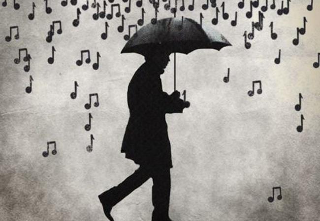 Resultat d'imatges de lluvia música