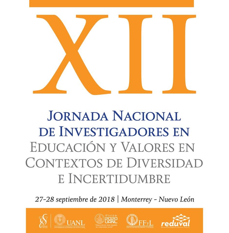 Cartel REDUVAL XII Jornadas