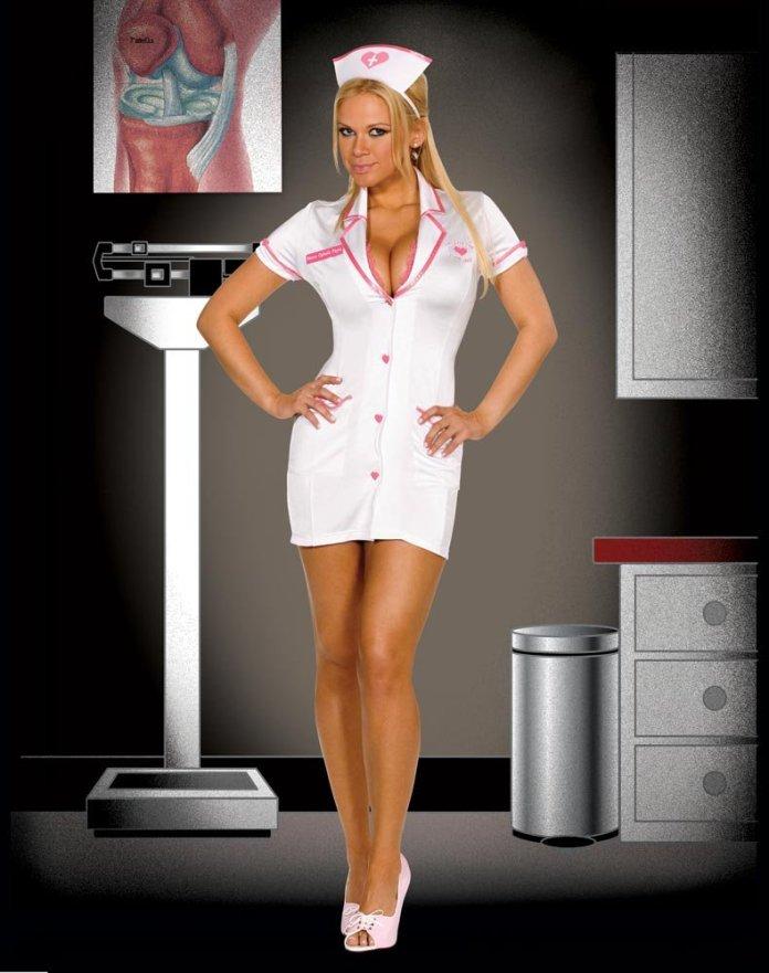 sexy nurse 4