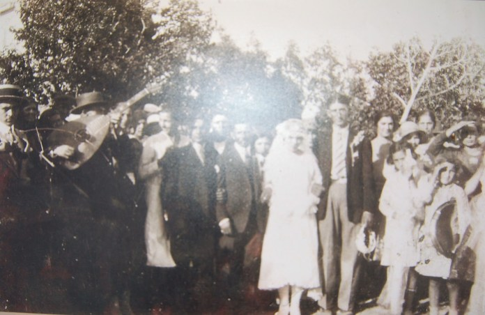 Kayakoy wedding Old Picture