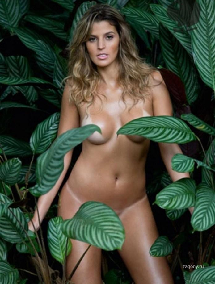 Mari Paraíba nude