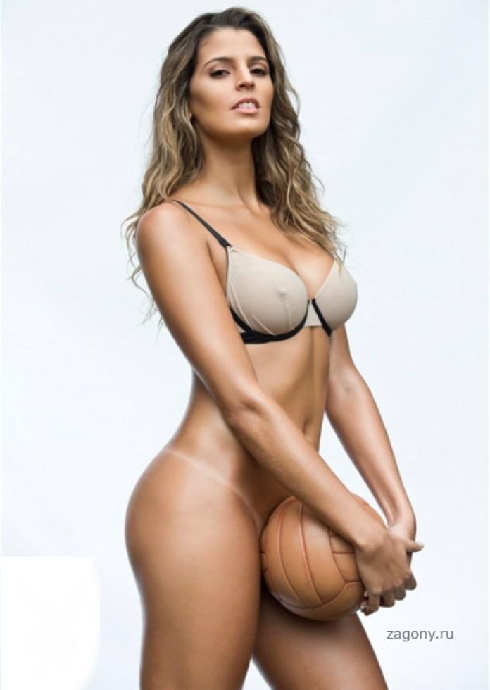 Mari Paraíba nude02