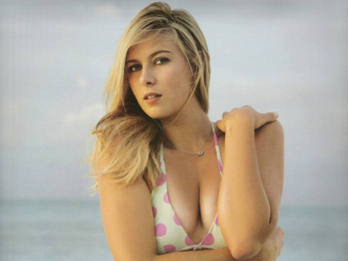 Maria Sharapova Hot Picture-12