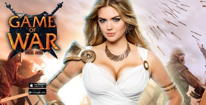 kate upton game of war 3