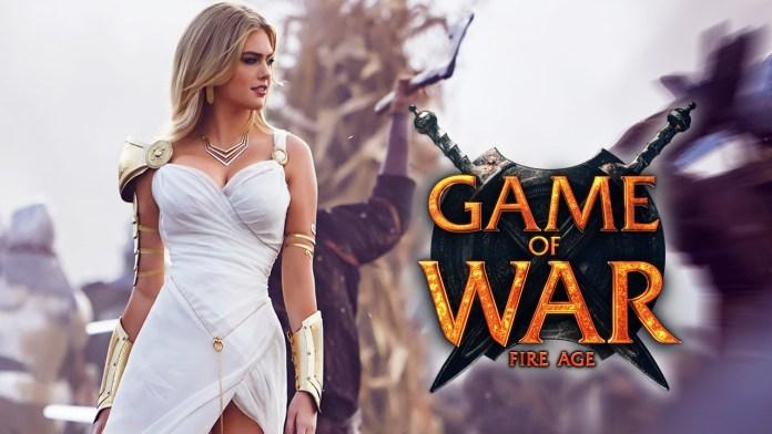 kate upton game of war 5