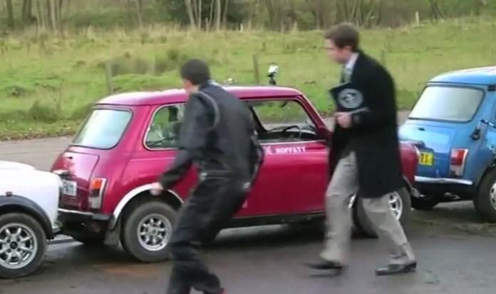 park car guinness record