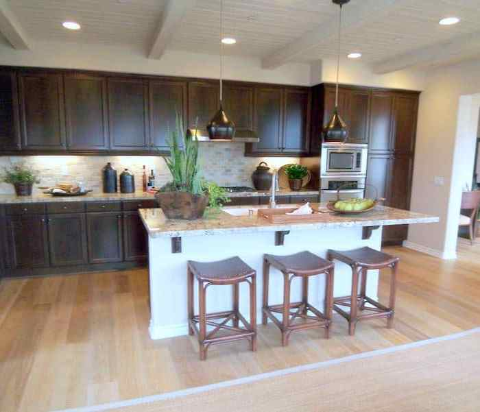 Huntington Kitchen: Photos Of New Kitchens In The New Home Models At