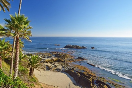aguna Beach Beach Front Homes
