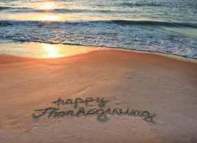 Happy Thanksgiving Belmont Shore Turkey Trot